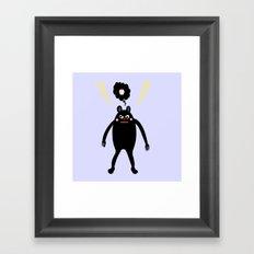 Grumba Lumba Framed Art Print