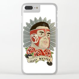 Pedro Clear iPhone Case