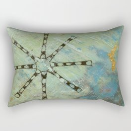 Single-Celled #11 Rectangular Pillow