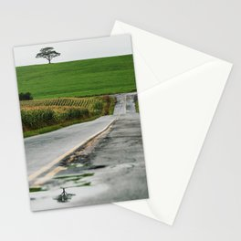 Reflecting Tree Stationery Cards