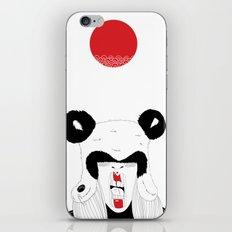 Pand'Hat iPhone & iPod Skin