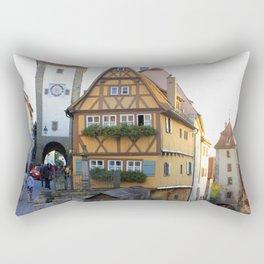 Rothenburg20150902 Rectangular Pillow