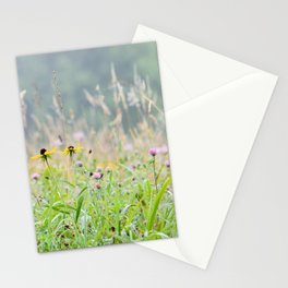 Field of the Smokies Stationery Cards