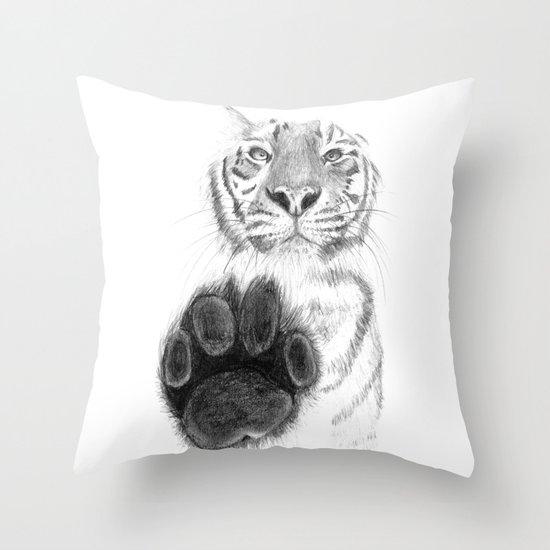 Feel so close  Throw Pillow