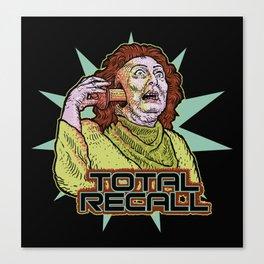 Total Recall Canvas Print