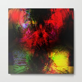 The Colorful Dream Metal Print