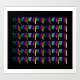 Rainbow  04 Art Print