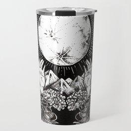 """""""Harvest Moon"""" Travel Mug"""