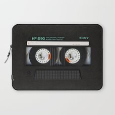 Classic retro sony cassette tape iPhone 4 4s 5 5c, ipod, ipad, tshirt, mugs and pillow case Laptop Sleeve