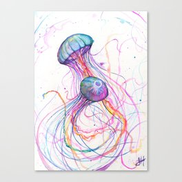 You So Jelly Canvas Print