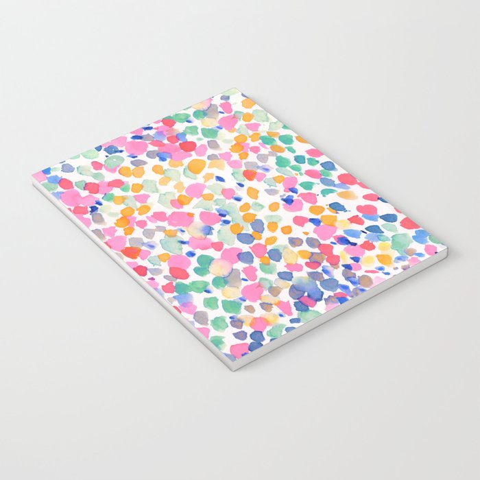 Lighthearted (Pastel) Notebook
