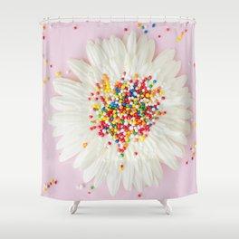 Sweet Flower #1 Shower Curtain