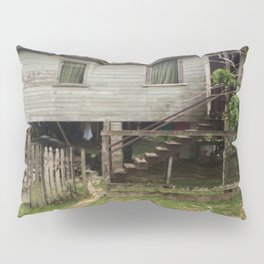 This Old House Again Pillow Sham