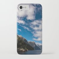 new zealand iPhone & iPod Cases featuring New Zealand by Michelle McConnell