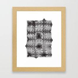 Hyperspace Framed Art Print