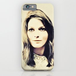 Judy Collins, Music Legend iPhone Case
