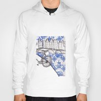 amsterdam Hoodies featuring Amsterdam by crocomila
