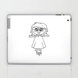 Happy Harper Laptop & iPad Skin