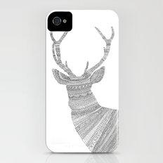 Stag / Deer iPhone (4, 4s) Slim Case