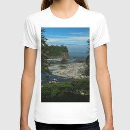 Morning At The Seaside T-shirt