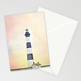 Bodie Lighthouse - Outer Banks Stationery Cards