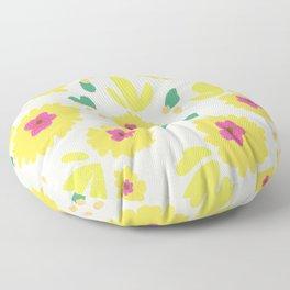 Pocketful Floor Pillow