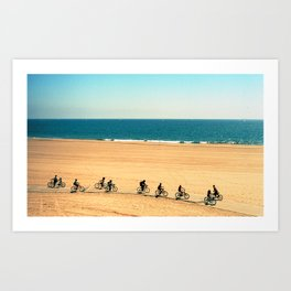 Cycles Art Print