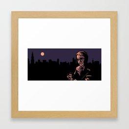 Jim Gordon Framed Art Print