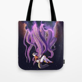 Space Vixen - Diplomatic welcome Tote Bag