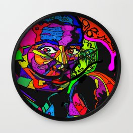 My Dali-ng Salvador Wall Clock