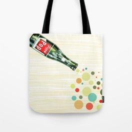 Fizzy Pop Tote Bag