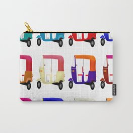 pedicab motorella Carry-All Pouch