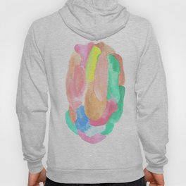 171013 Invaded Space 15 |abstract shapes art design |abstract shapes art design colour Hoody