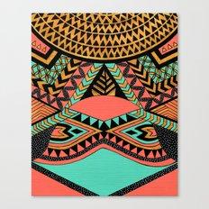 PeruNative Canvas Print