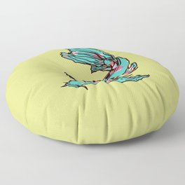 AriZona Butterfly Koi Floor Pillow
