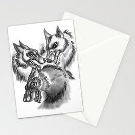 Three Vices Stationery Cards