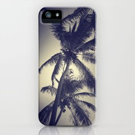 Stacked Palms iPhone Case