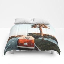 Summer Road Trip Comforters