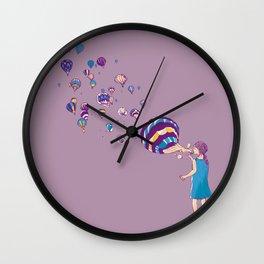 Amaze me Wall Clock