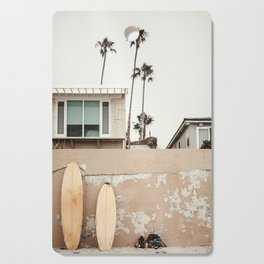 San Diego Surfing Cutting Board