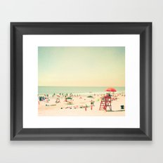Summer of Love III Framed Art Print