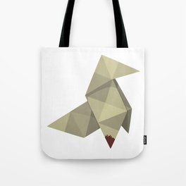 Origami Killer Tote Bag