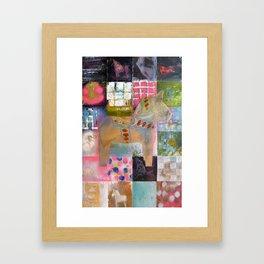 Dalailalas Framed Art Print