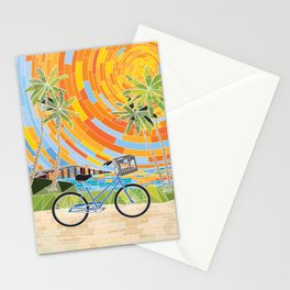 FL Keys Bicycle Stationery Cards