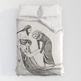 Manchmal wenn Sie schläft... Comforters