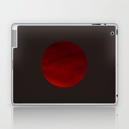 Red Moon Laptop & iPad Skin