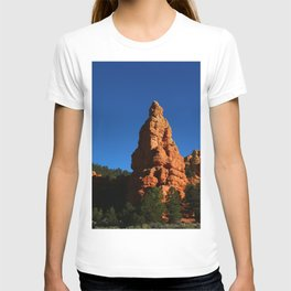 Red Rock Canyon Rockformation T-shirt
