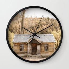 Arrow Town Wall Clock