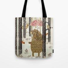 A New Season Tote Bag