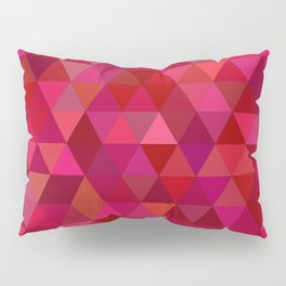 Don't even pink about it Pillow Sham